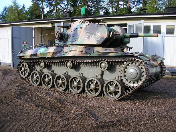 Infanterikanonvagn (IKV) 73