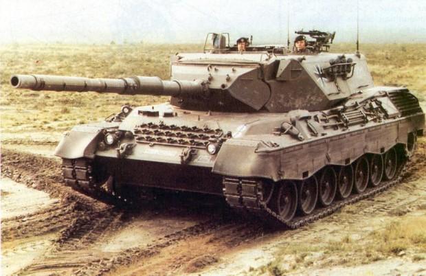 Leopard_1A4_main_battle_tank_German_army