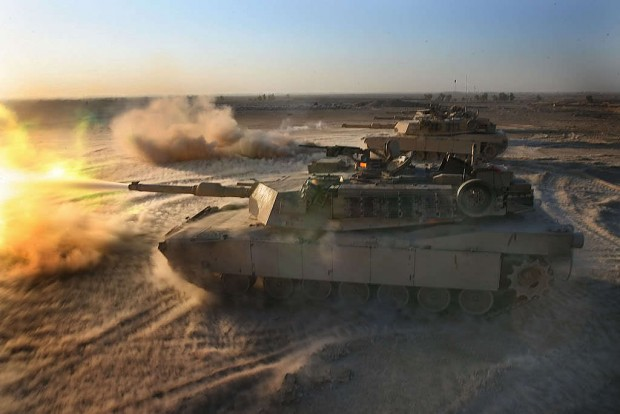Marine Corps M1 Abrams