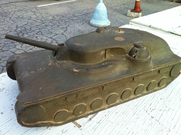 T28 HTC  - Tank concept model