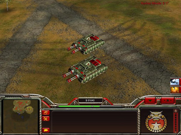 Reaper Tank