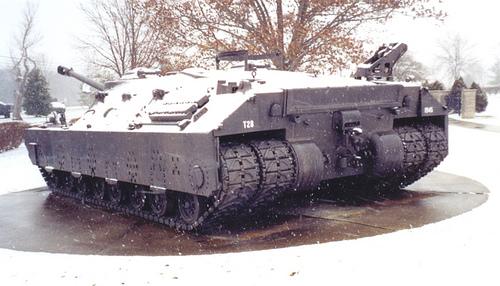 T-28 (T95 GMC)