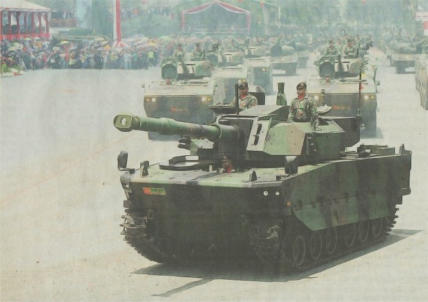 Indonesian Army MMWT