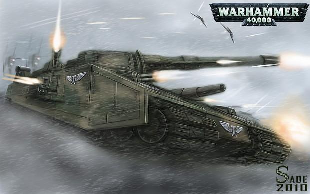 Baneblade Super Heavy Tank
