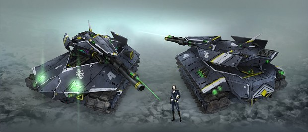 badass tank no.1