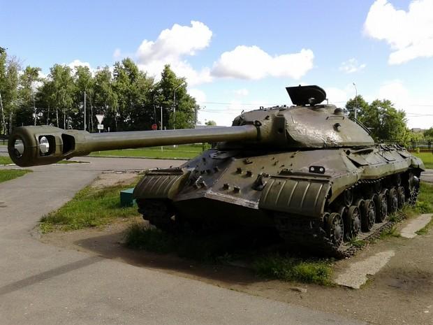 IS-3 <3