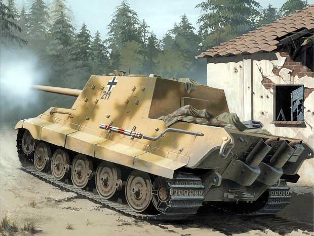 Nahuel DL43 1943  Tank Encyclopedia