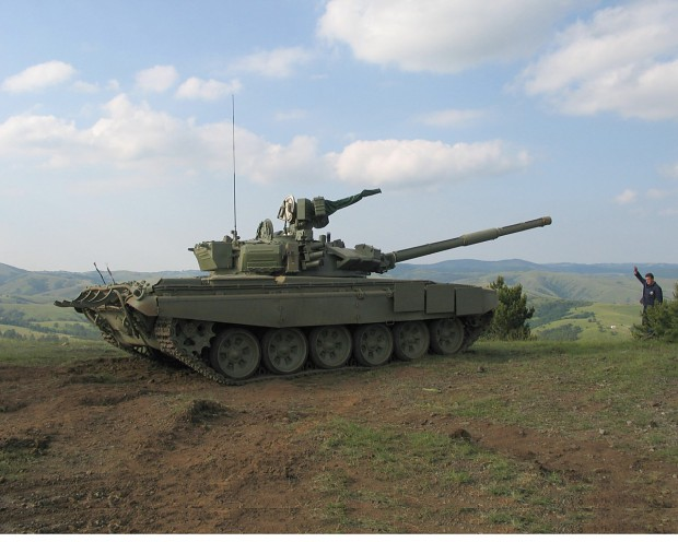 Serbian Tank M-84 AB1 image - Mod DB
