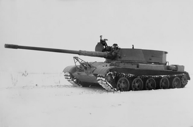 a unkown T-54/55 variants