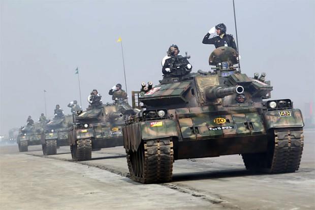 Bangladesh Army Type 69 Mk Ii Gai Image Tank Lovers
