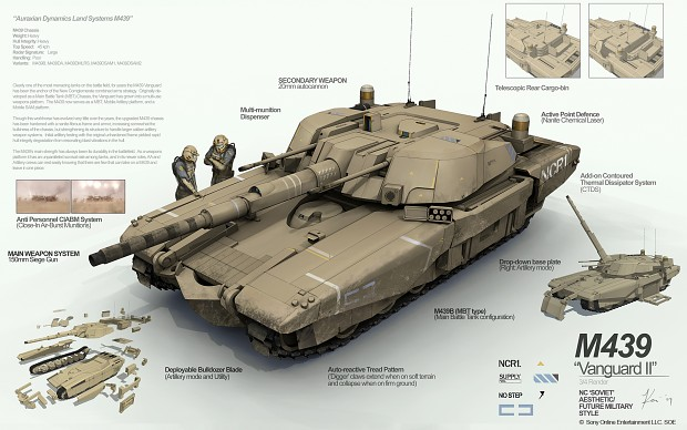 M439 Vanguard II