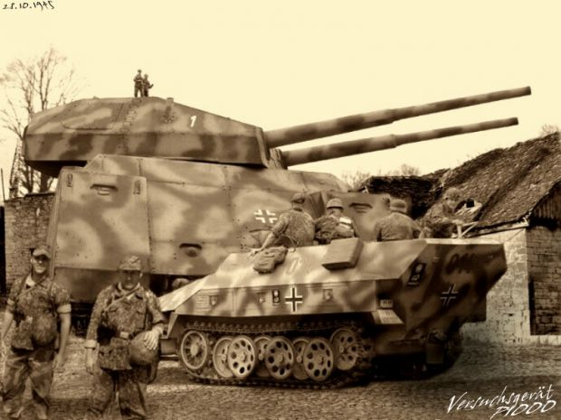 Ratte p1000 image tank lovers group mod db