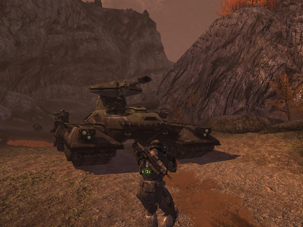 M808B Main Battle Tank A.K.A. the Scorpion.