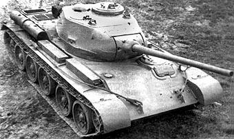 Soviet T-44 Medium Tank