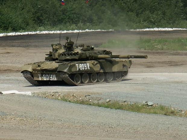 The Soviet Abrams