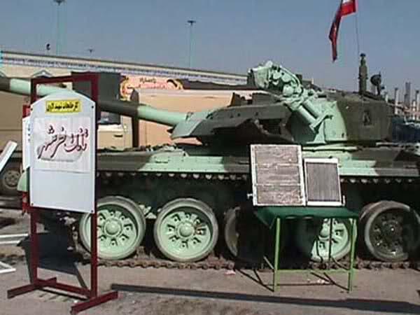 Khoramshahr Tank