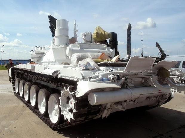 """new T-72 """"White Eagle"""""""