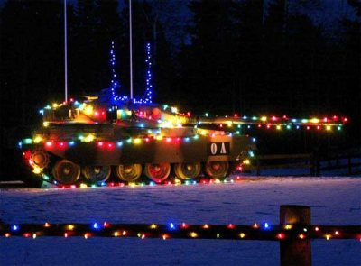 Another Christmas Tank
