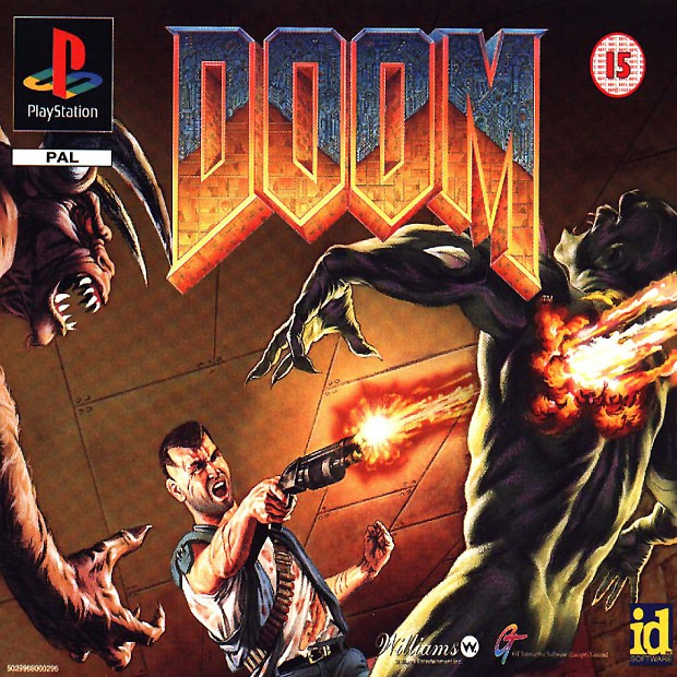 Play Station 1 DOOM