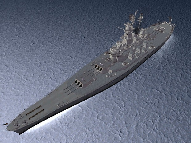 USS Alabama (BB-60)