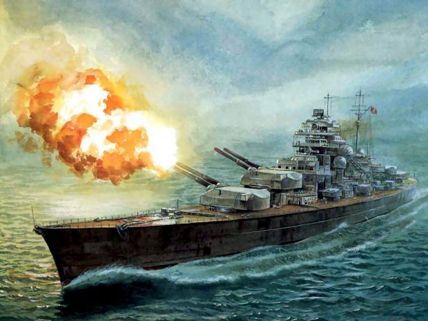 Good Ol' Bismarck!