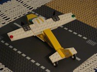 Swapped landing gear system