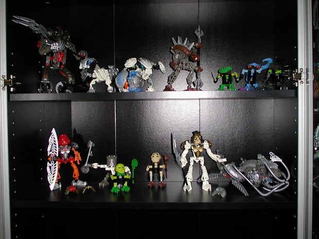 Bionicle Series 1 Amp 2 Image Lego Lover Mod Db