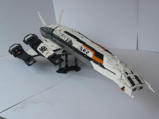 Lego SR-2 Normandy