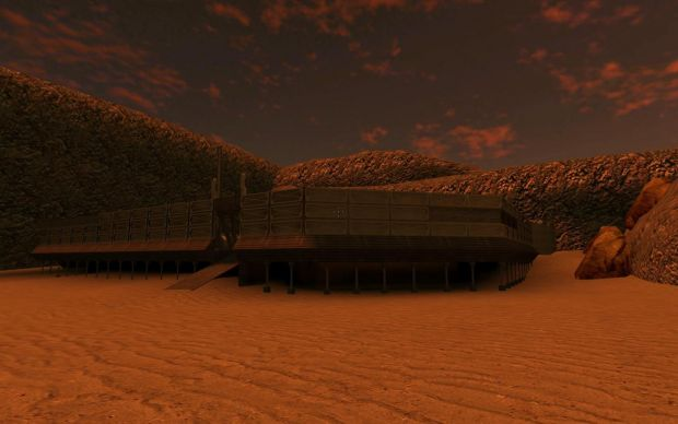 Starship Troopers : Source :: Aftermath Map