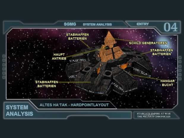 Star Gate Empire at War News Bilder