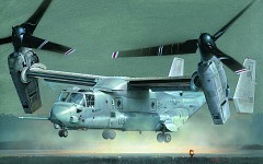 V-22 Osprey replacing SeaKnight.