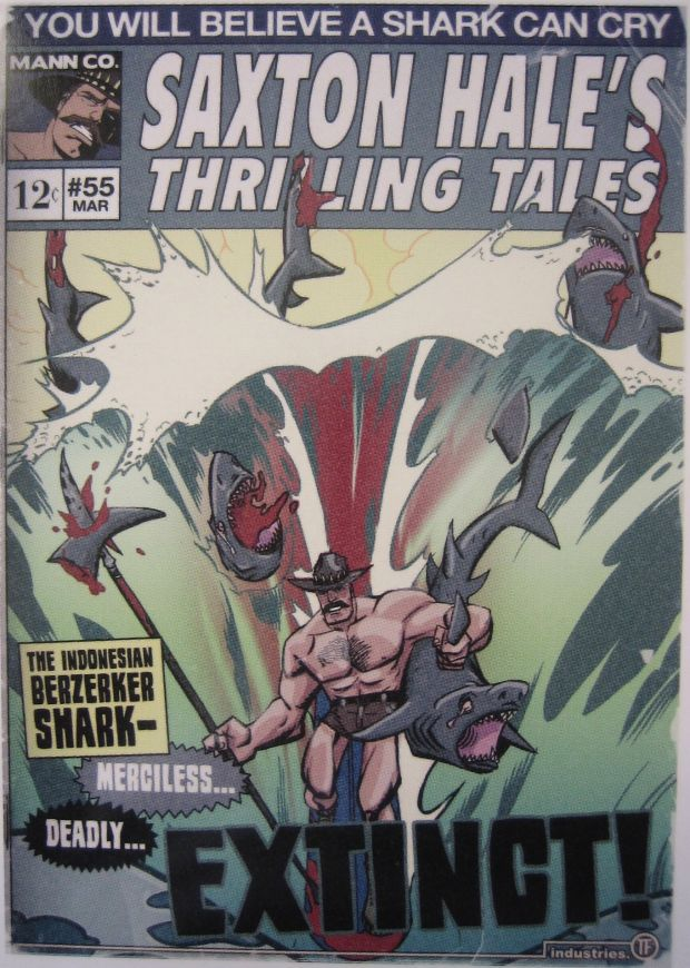 SAXTON HALE'S THRILLING TALES