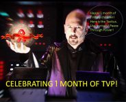 1 Month of TVP!