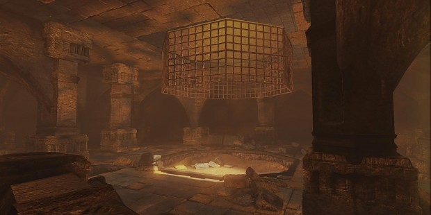 Uncharted 3 Environment Recreation