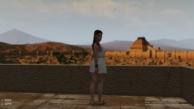 Babylon Project Image Udk Developer S Group Mod Db