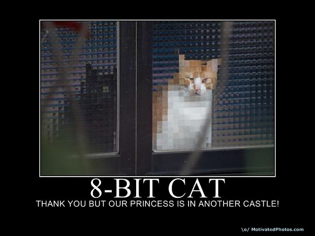 8bit cat image cat lovers mod db