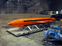 "GBU-43/B ""Mother Of All Bombs"""