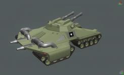 Frog Tank WIP