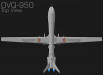 DVQ-590 Hunter Drone