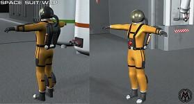 Space Suit W.I.P