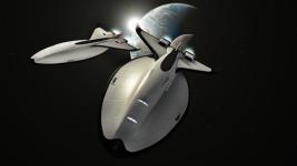 ESAD Sirius-class Starships Redone
