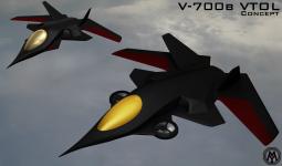 V700b VTOL Concept