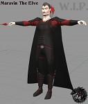 Mikomwood RPG Character nr1 WIP