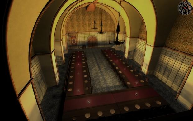 Banquet Room WIP
