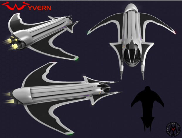 "Wyvern Shipyards ""Shooting Star"""