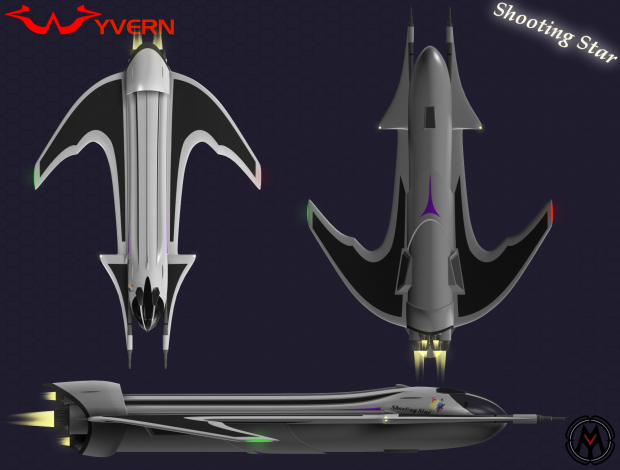 "Wyvern Shipyards ""Shooting Star"""