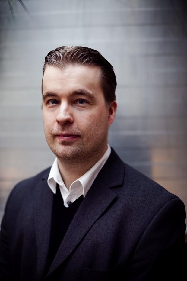 Fredrik Wester, CEO