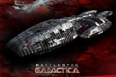 Galactica Damaged