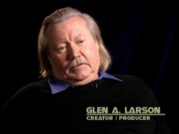 BSG Creator Glen A. Larson has passed away