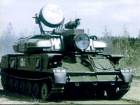 "Self-propelled laser complex (SLC) ""Sanguine"""